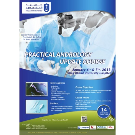 KSU Andrology update course