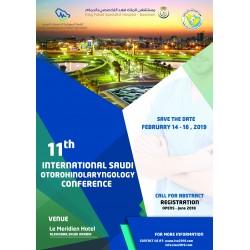 11th International Saudi Otorohinolaryngology Conference