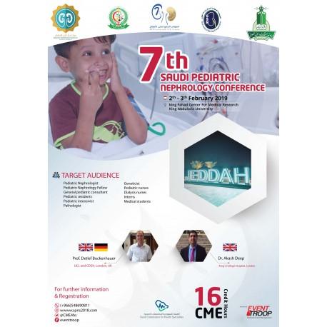 7th Saudi Pediatric Nephrology Conference - Wevent360
