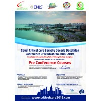 Saudi Critical Care Society Decade Decathlon Conference