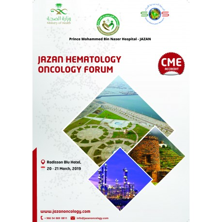 Jazan Hematology Oncology forum 2019