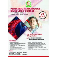 Pediatric Hematology Oncology Course