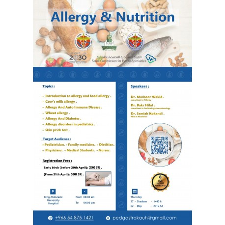 Allergy and Nutrition