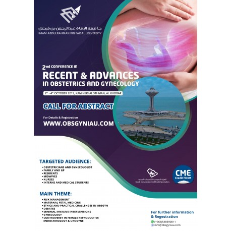 Recent Advances in Obstetrics and Gynecology