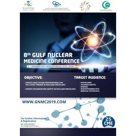 the 8th Gulf Nuclear Medicine Conference