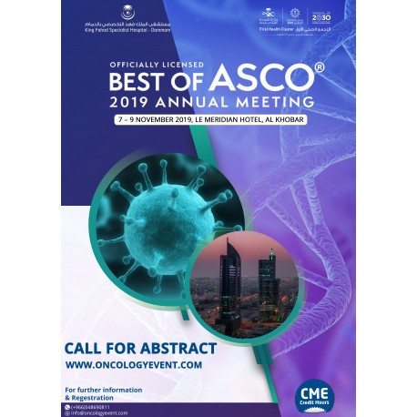 The Joint Best of ASCO® 2019 and Best of ASTRO® 2019