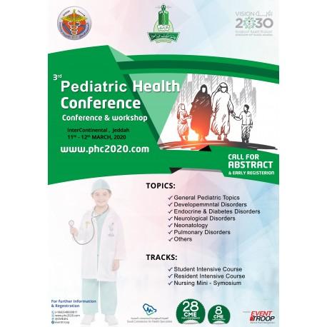 3rd Pediatric Health Conference