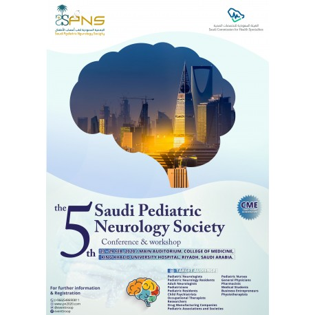 The 5th Annual Saudi Pediatric Neurology Society SPNS Conference