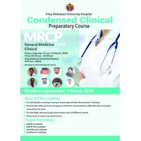 General Medicine Part II Clinical Examination