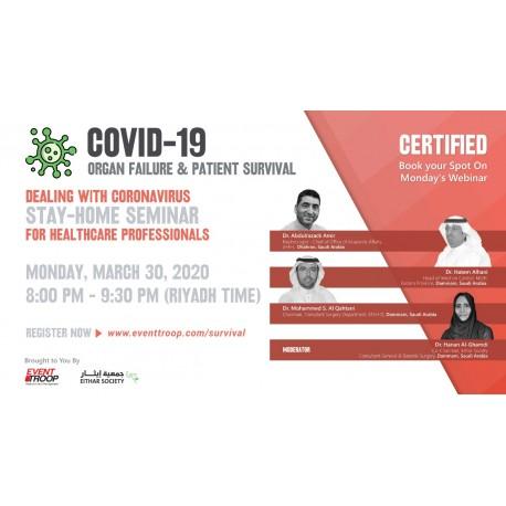 Covid-19 Organ Failure & Patient Survival