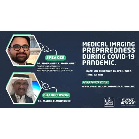 Medical Imaging preparedness during COVID-19 pandemic.