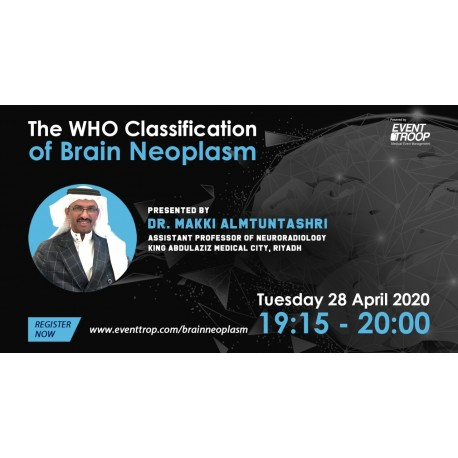 The WHO Classification of Brain Neoplasm.