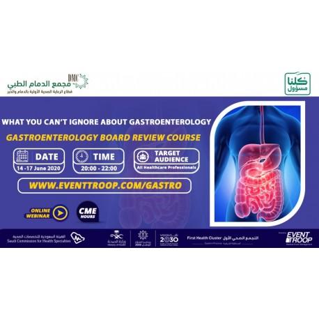 Gastroenterology Board Review