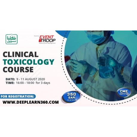 Clinical toxicology course