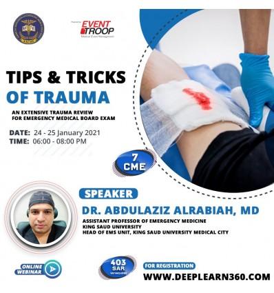 Tips and Tricks of Trauma