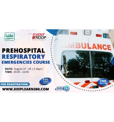 Prehospital Respiratry Emergencies