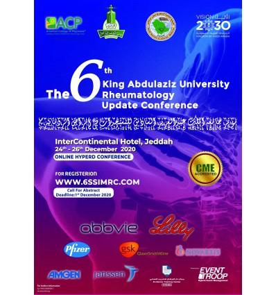 The 6th King Abdul Aziz university rheumatology update conference