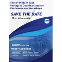 The 5th middle east Vertigo & cochlear implant conference & workshop