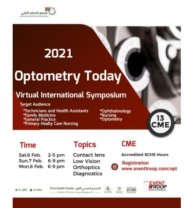 Optometry Today Virtual international symposium