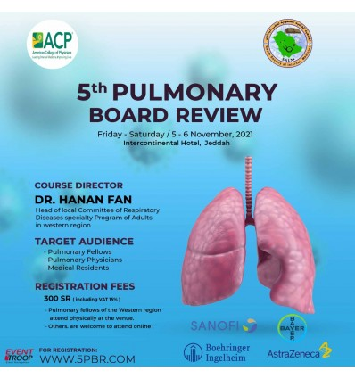 Pulmonary Board Review Course 2021